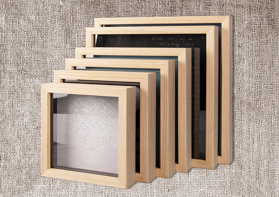 High Quality Custom 10x10 Picture Photo Frame 3d Wood