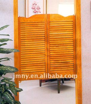 solid wood pine louvre / louver door & Solid Wood Pine Louvre / Louver Door - Buy Wooden Louvre DoorWooden ...