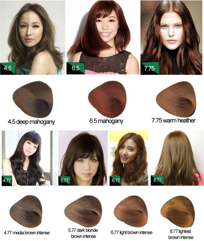 Lumina Full Grey Hair Coverage Ammonia Free Allergic Free Hair Dye ...
