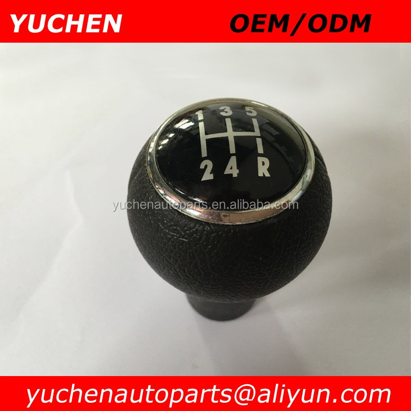Fábrica Atacado YUCHEN Car Engrenagem Shift Knobs Volvo truck gear shift knob