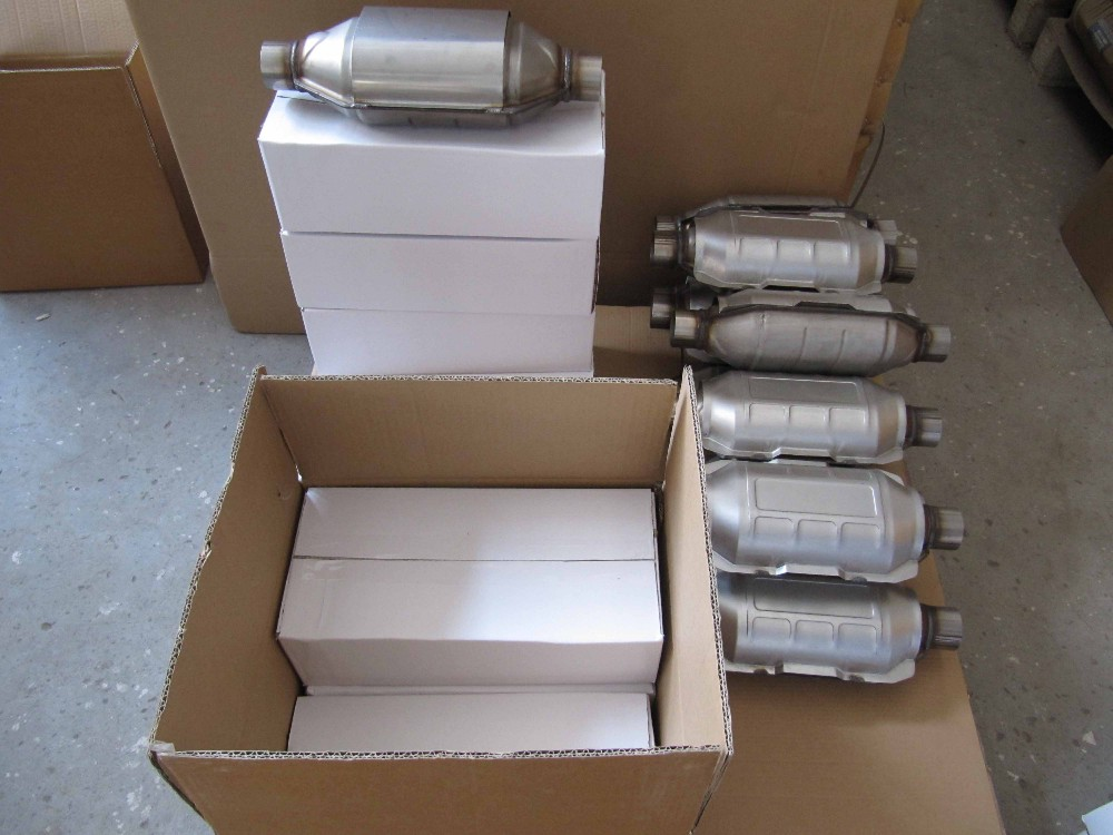 Stainless steel Catalytic Converter for car accessory