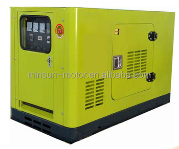 Small Silent Portable 8000 Watt Diesel Generator Buy