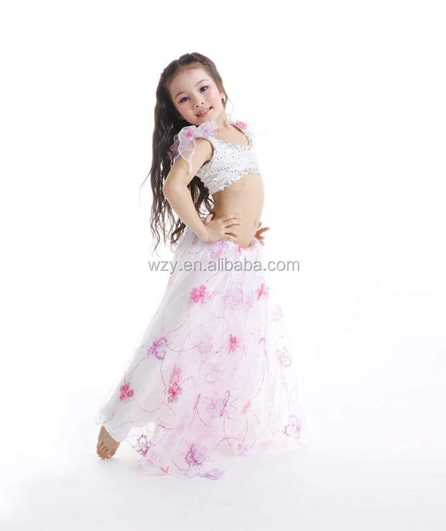 78fe8d1a3 Rt003 Wuchieal Adorable Kids Belly Dance Performance Costume - Buy ...