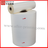 Single Sided BOPP Material, BOPP Thermal Lamination Film