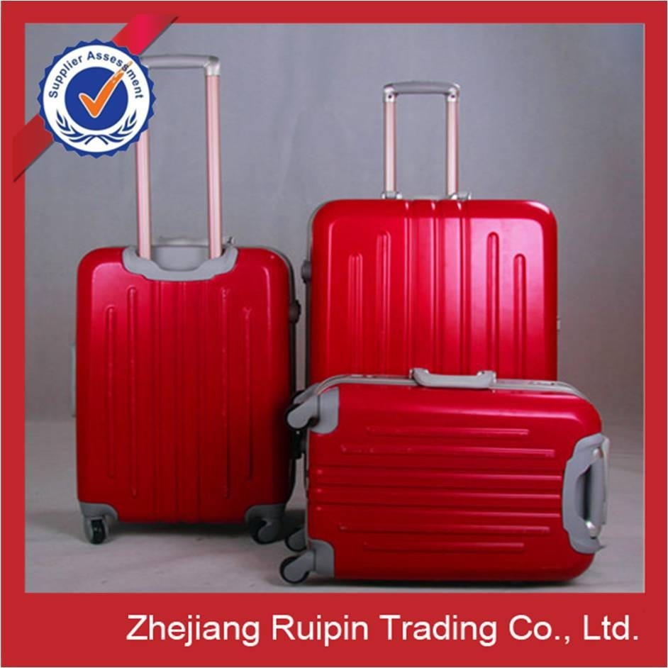 Red Hard Suitcase | Luggage And Suitcases