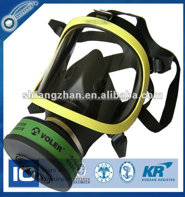 Fire Mask Fullface Mask Anti-virus Mask Used For Fireman Scba ...