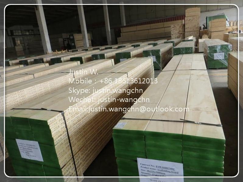 New Zealand Radiata Pine Scaffolding Board For Uae Buy