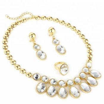 Ac200 813 Fashion Brazilian Gold Jewelry Set Stani Sets Dubai Italian Product On Alibaba