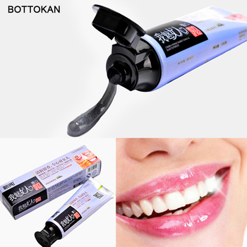 100g Women Blueberry Bamboo Charcoal Teeth Whitening Toothpaste