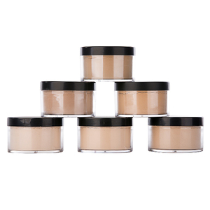 Private label makeup  OEM Your own brand loose face powder