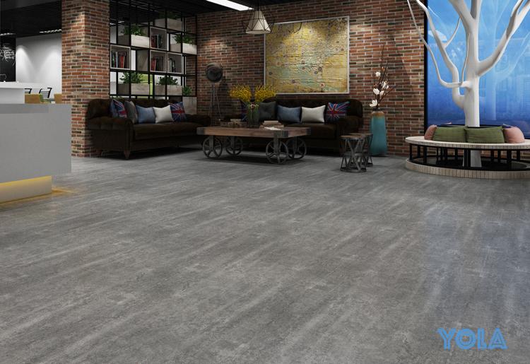 Fußboden Qualität ~ Kommerzieller granit marmordesign pvc linoleum fußboden spc