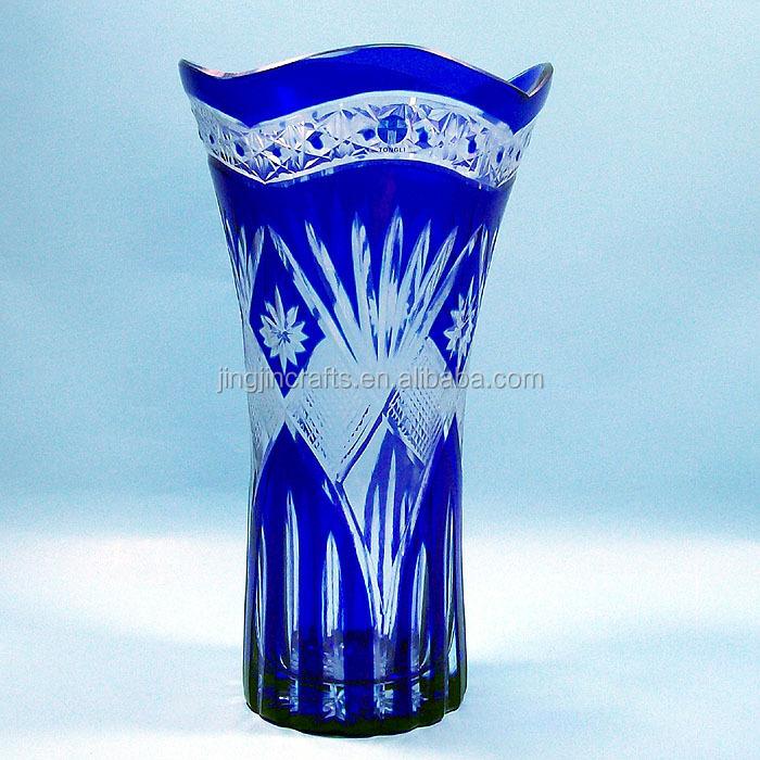 2015 Stock Engravedsandblastedembossed Cobalt Blue Cut To Clear