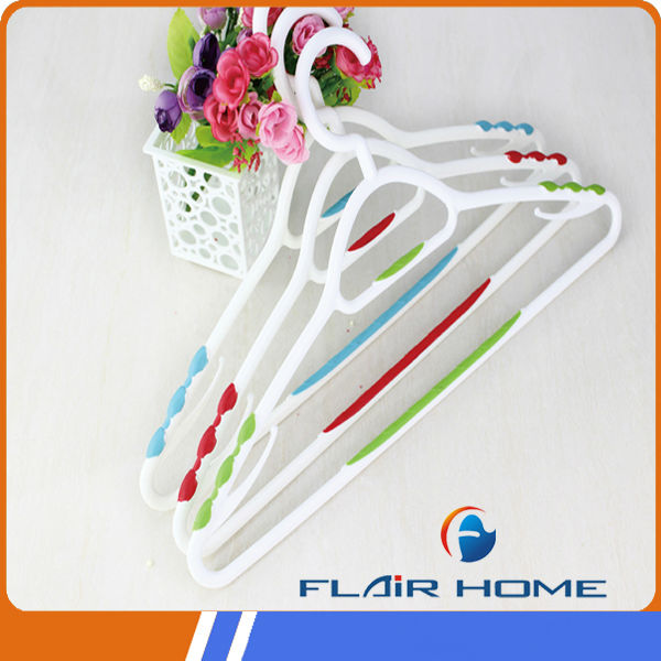 PP&TPR hot Plastic Strong Clothes Hanger