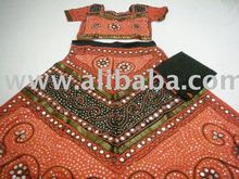ghagra choli <span class=keywords><strong>lengha</strong></span> del rajasthan indiano <span class=keywords><strong>vestito</strong></span>