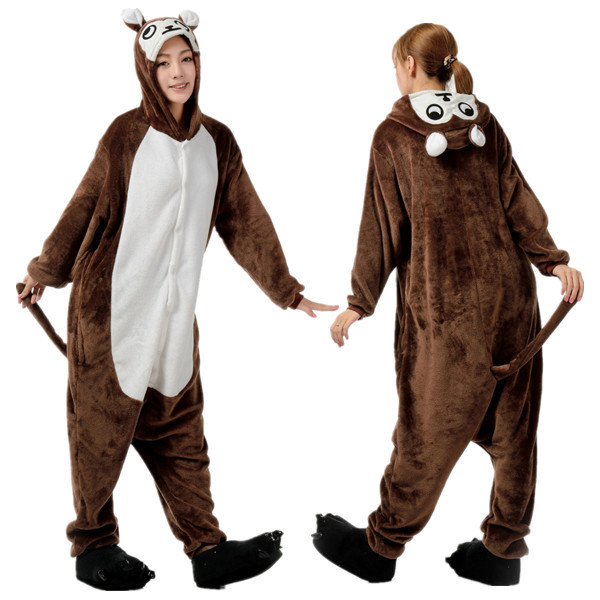 pajamas adults Onesie monkey for