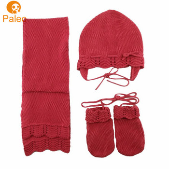 da288c3f569 Oem Odm Factory Hot Fashion Accessories Baby Scarf Hat Gloves Sets ...
