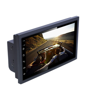 Universal Android8.1 Auto Radio Quad Core GPS 7 Inch 2 DIN Stereo Car DVD player