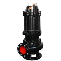Ce Safety Standard Oem Supplier 55kw Non Clogging Sewage Pump