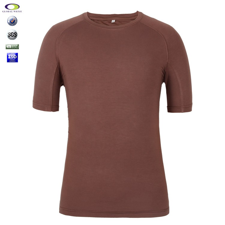 Cheap blank unbranded dri fit t-shirt wholesale clothing