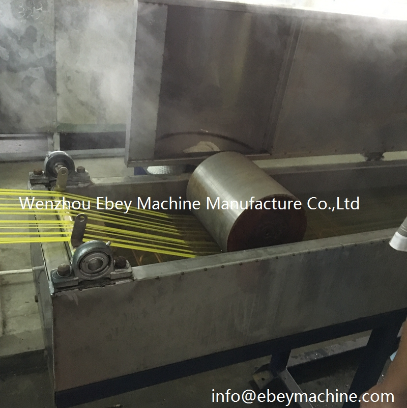 Polyester Multifilament Extruder Making Danline Yarn Machine