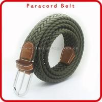 wholesale belt mens weaving male belt