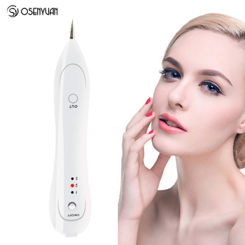 Tattoo Mole Removal Plasma Pen Laser Facial Freckle Dark Spot Remover Tool Wart Removal Machine Face Skin Care Beauty Device