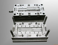 China professional supplier offer best injection mold services and tooling manufacturin plastic product of aerospace accessory