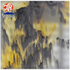 New China landscape painting white marble marble price in India transparent marble Onyx