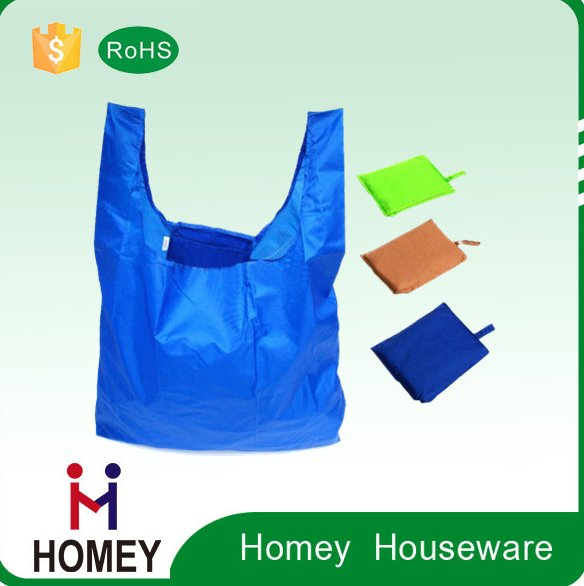 Hot Sales High Quality Cheap Price Odm Reusable Nylon Foldable Shopping Bag