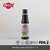 Jade bridge seasoning msg free soy sauce