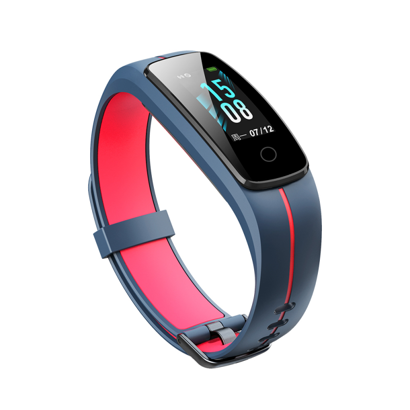 ID107 Plus Color Smart Bracelet Color Screen IP68 Waterproof Heart Rate Monitor Sports Fitness Tracker Smart Wristband ID107 C