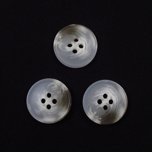 32L Button type product garment accessories round resin shirt button