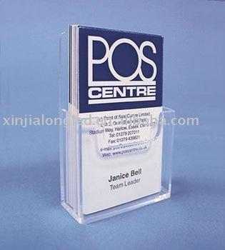 Acrylic wall mounted businessname card holder or organizer and acrylic wall mounted businessname card holder or organizer and business card holder colourmoves