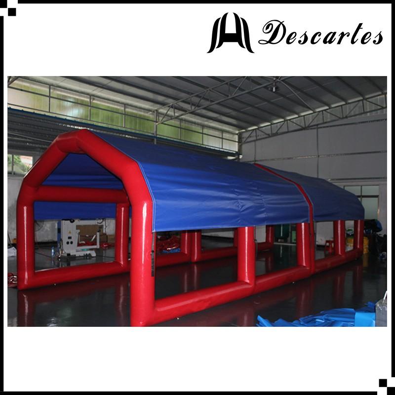 Carpas inflables garaje port til inflable coche aerosol for Garaje portatil