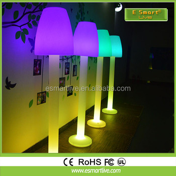 Cool Rgb Luminous Home Goods Floor Lamps.