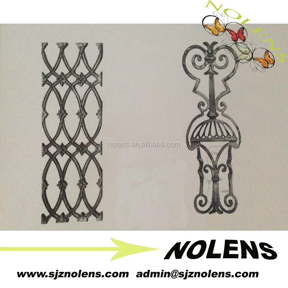 Ornamental iron panels - Ornamental Cast Iron Panel Flower Garden Fence Panels Buy Iron Main Gate Designs Cast Iron Gate Design Wrought Iron Grill Gate Design Product On Alibaba