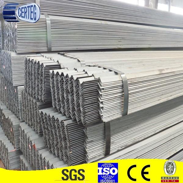 Carbon Steel Gi Angle Iron Frames