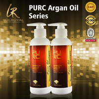 Deep cleansing oily hair without silicone oil professional natural shampoo