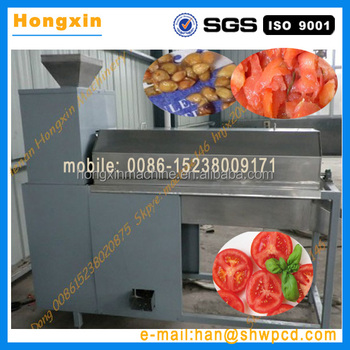 tomato seed removal machine