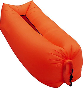 Music Festival Beach Air Sofa Inflatable Lounger for Indoors & Outdoors