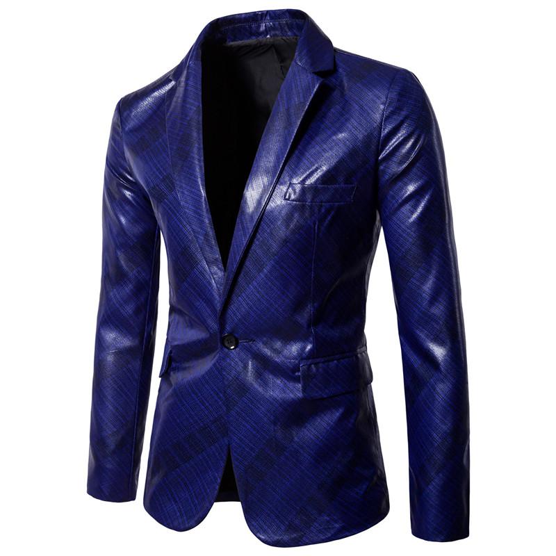 Wholesale one button suit fine twill glossy print suit best men dress costume фото