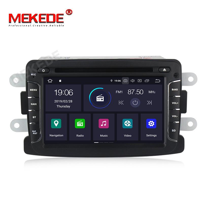 JVC 2-din CD//Bluetooth autoradio//radio-set para Dacia Duster//Lodgy//dokker