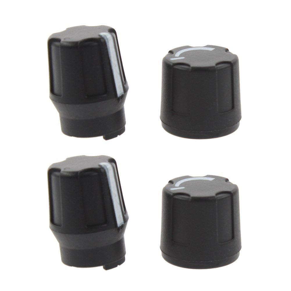 KENMAX® Volume Knob And Channel Knob for Motorola A8 Radio( Pack of 2)