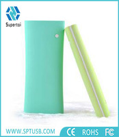 New fashionable and colorful 10000mAh power bank