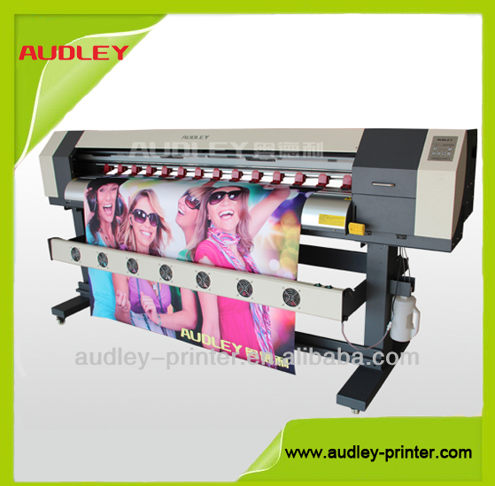 China new vision multicolor1440dpi 1.6m Dx5 Printing vinyl plotter with CE and SGS