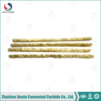 Large stock tungsten carbide welding rod tungsten carbide composite rod