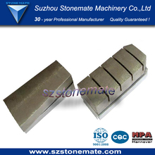 STONEMATE high quality tools metal fickert abrasives for stone polishing machine