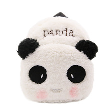 2018 New Design Super Cute Kids Baby Soft Backpack Panda Rabbit Animal School Bag
