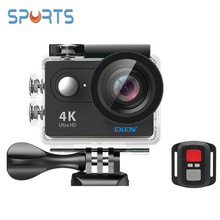 Hottest Original Eken H9R 4k Sport Camera Waterproof Helmet 30m waterproof sports camera 4 k action camera EKEN