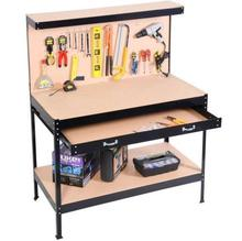 Top quality metal multifunctional woodworking workbench